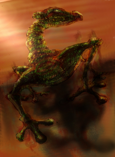 amphibious demon